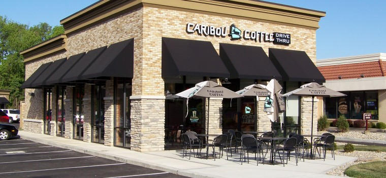 Caribou Coffee Building