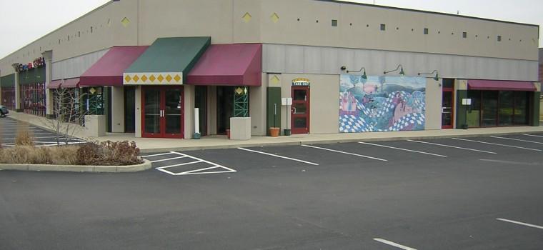 Alex Bell Plaza